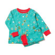 Little Green Radicals pyjama Night Sky