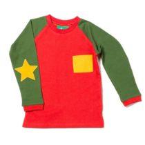 Little Green Radicals longsleeve Red Star