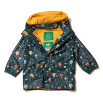 Little Green Radicals Waterproof Recycled Raincoat Higher Ground