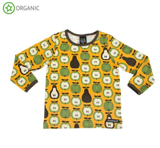 Villervalla longsleeve Fruit Honey