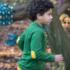 Little Green Radicals Woodland Reversible Jacket 2