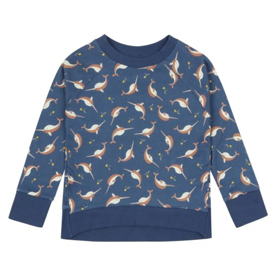Piccalilly sweater Narwhals