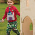Frugi hoodie Castle picture