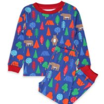 Toby Tiger pyjama Camping Bear