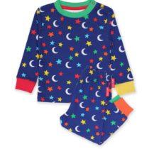 Toby Tiger pyjama Star print
