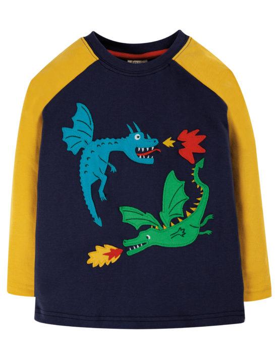 Frugi longsleeve Dragon