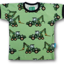Naperonuttu t-shirt Forest machine