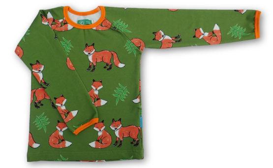 Naperonuttu longsleeve Fox