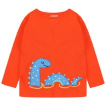 Piccalilly longsleeve Loch Ness Monster