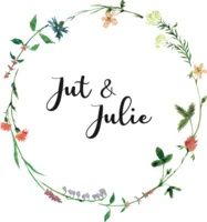 Jut & Julie hydrofiele doeken siliconenen slabbetjes