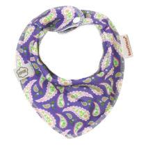 ImseVimse bandana purple paisley