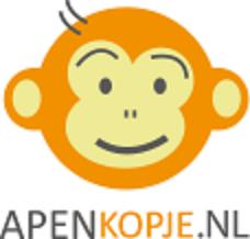 Apenkopje - Duurzame en kleurrijke kinderkleding!