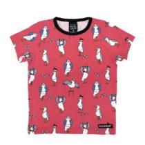 Villervalla t-shirt Seagull