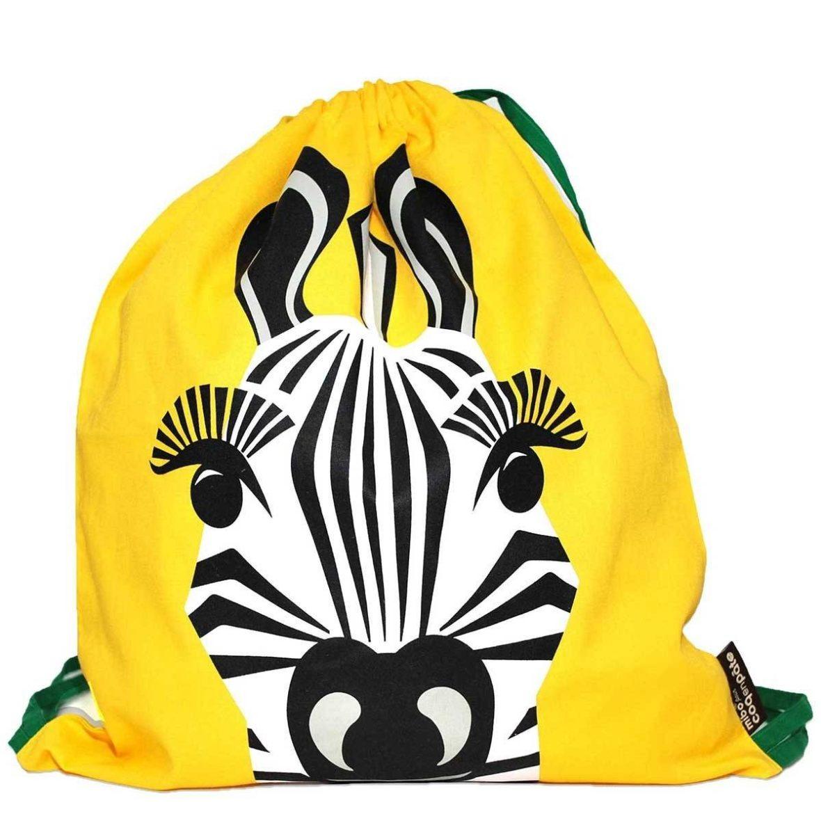 Coq en Pâte gymtas Zebra