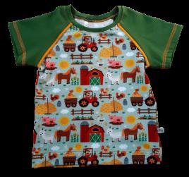 Joos t-shirt Boerderij – 86/92