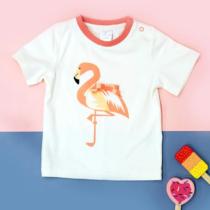 Blade & Rose t-shirt Flamingo