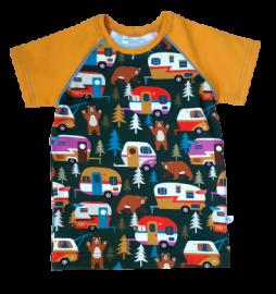 Joos t-shirt Camping – 110/116