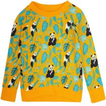 Piccalilly sweater Panda