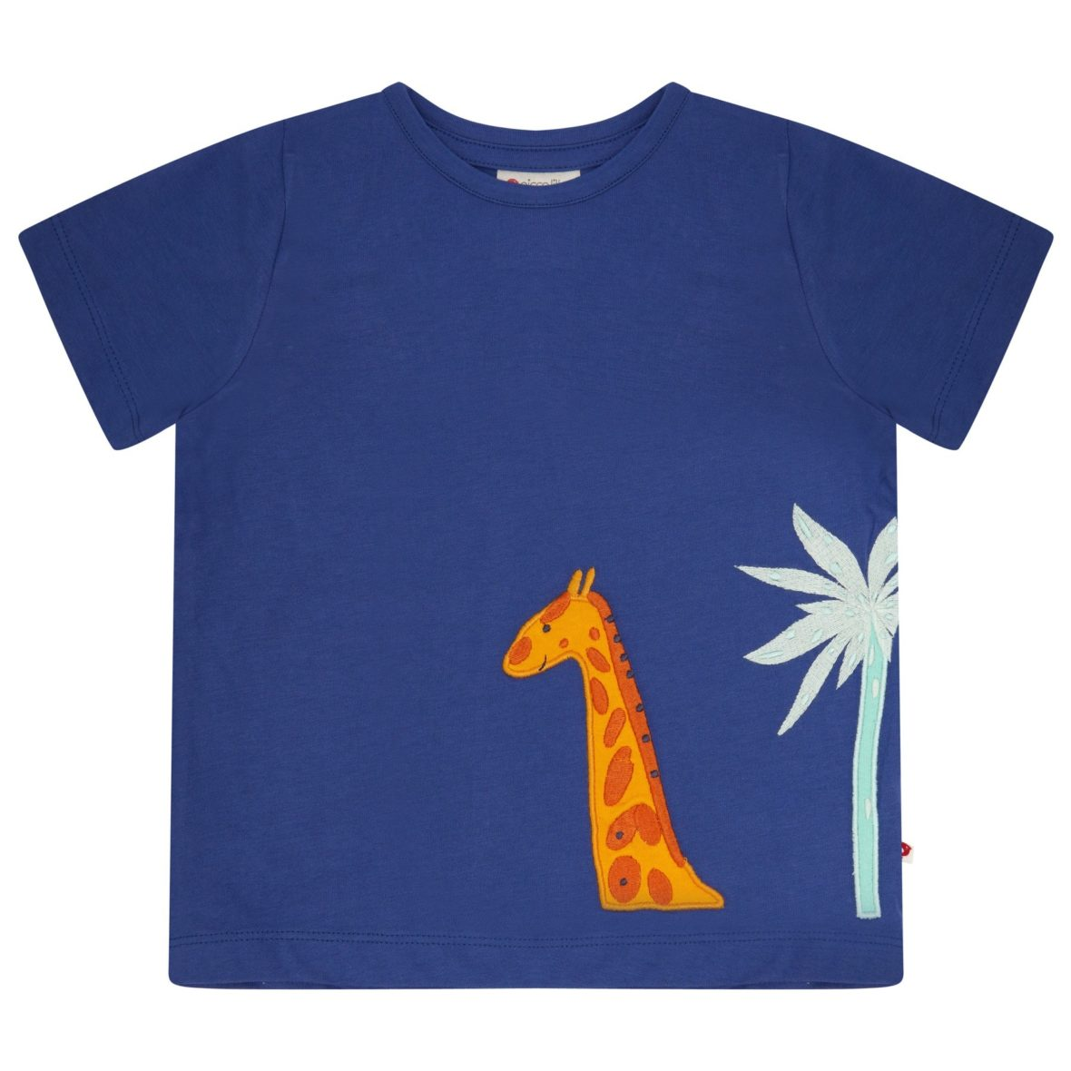 Piccalilly t-shirt Giraffe