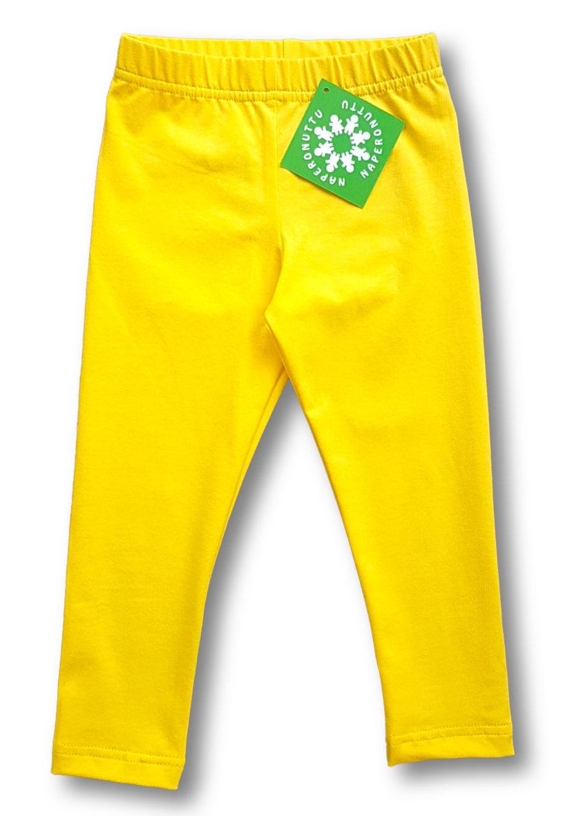 Naperonuttu Legging Yellow