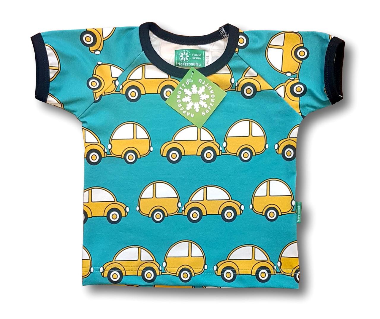 Naperonuttu t-shirt Caravan