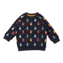 Little Green Radicals sweater Little Monsters
