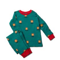 Little Green Radicals pyjama Mountain Lions