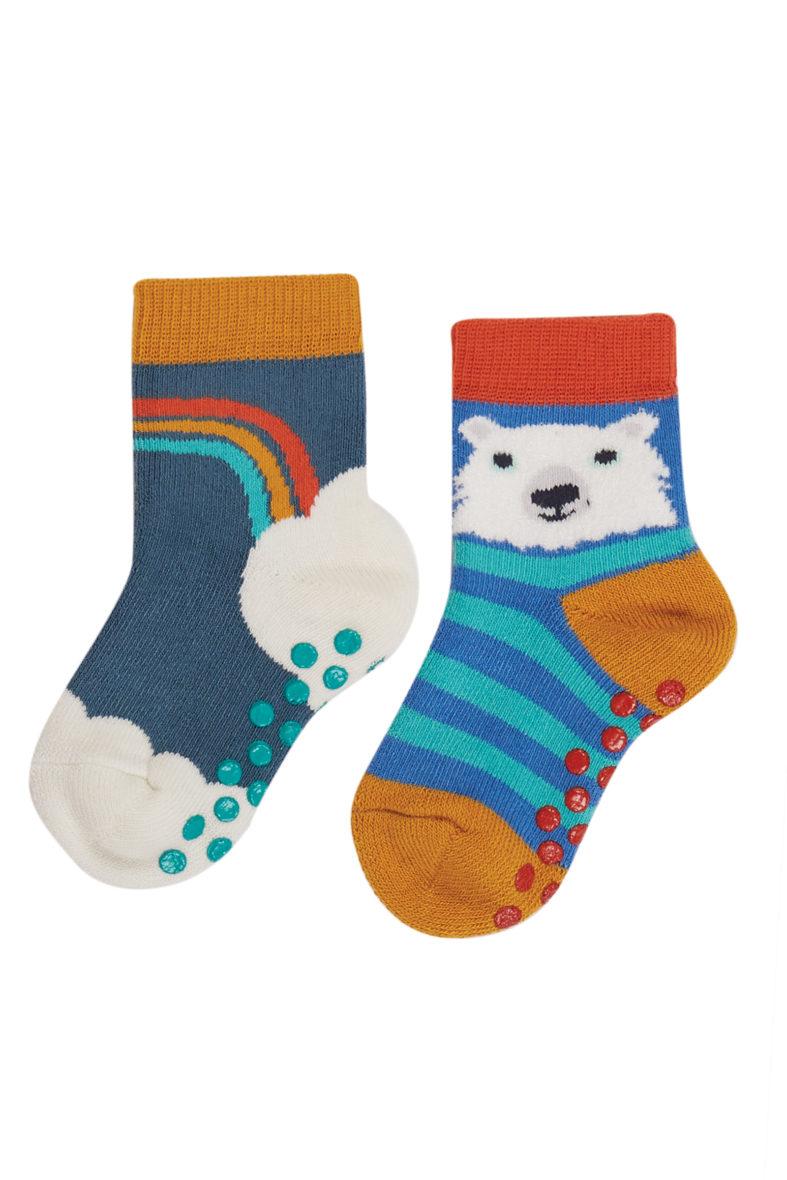 Frugi Grippy Socks