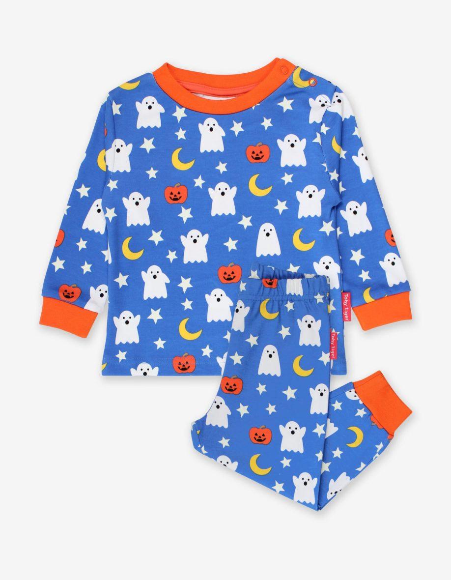 Toby Tiger pyjama Halloween